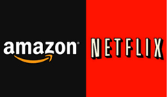 Netflix vs. Amazon Prime in 2017