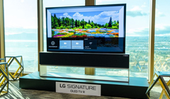 The Biggest TVs Announced at CES 2019