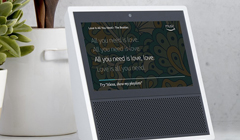 Amazon Officially Unveils Touchscreen Echo Show