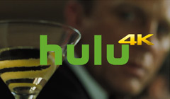 Hulu Now Offers 4K, Including 20 Bond Films
