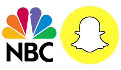 NBC Forms Scripted Content Joint Venture with Snapchat