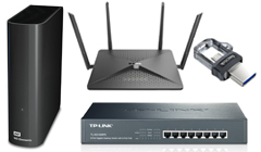 Up to 20% off Select Networking and Storage Products