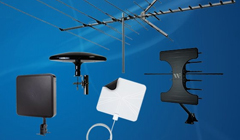 Free Shipping on All Home HDTV Digital TV  Antennas