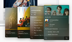 Plex's Incubator Launches a Winamp-Inspired Music Player
