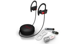 78% off SENSO Bluetooth Headphones with 8 Hour Battery