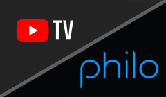 Cord Cutting Combo: Philo + YouTube TV